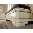 Кровать Palazzo Ducale Laccato Prama 140 см с мягким изголовьем без изножья 71BO33LT - Фото 4