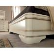 Кровать Palazzo Ducale Laccato Prama 160 см с мягким изголовьем без изножья 71BO34LT - Фото 4