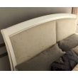 Кровать Palazzo Ducale Laccato Prama 180 см с мягким изголовьем без изножья 71BO35LT - Фото 3