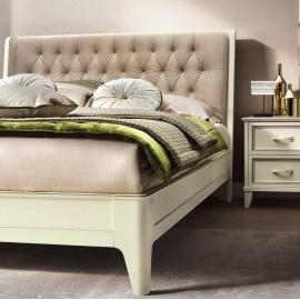 Кровать 160x200 Camelgroup Giotto Bianco 157LET.01BA