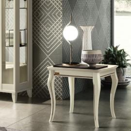 Угловой столик 58x55 Camelgroup Giotto Bianco 161TAV.04BA