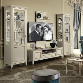 Тумба ТВ maxi Camelgroup Giotto Bianco 161PTV.01BA