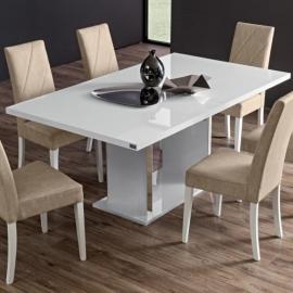 Стол обеденный 180х104 см Status Lisa прямоугольный фиксированный