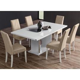 Стол обеденный 180х104 см Status Lisa прямоугольный фиксированный, размеры
