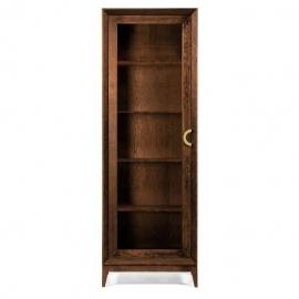 Библиотека 1-дверная левая Classico Italiano Toscana натуральный дуб 5102L/W