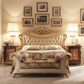 Кровать мягкая 200х200 Arredo Classic Sinfonia art. 221
