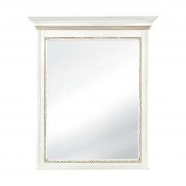 Зеркало малое Classico Italiano Палермо белый/ваниль T-757