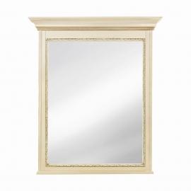 Зеркало Classico Italiano Палермо белый/ваниль T-757