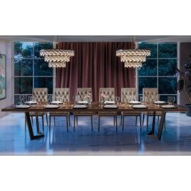 Вставка дополнительная для стола NET/TENT 50 см Camelgroup Elite Noce Patrizio
