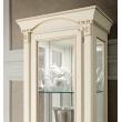 Витрина 4-дверная Palazzo Ducale Laccato Prama задняя стенка ткань 71BO0001 - Фото 4