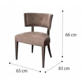 Кресло Platinum Camelgroup, Nabuk col.12