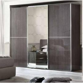 Шкаф-купе 3 дверный Platinum Camelgroup с зеркалом