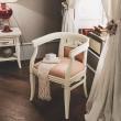 Кресло с тканевой обивкой Palazzo Ducale Laccato Prama 71BO01PL01 - Фото 1