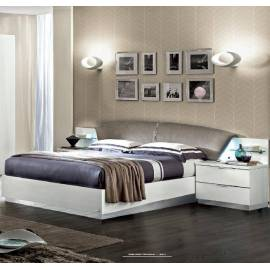 Кровать Onda White Camelgroup 160x200 см