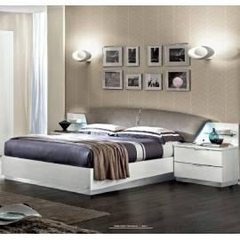 Кровать Onda White Camelgroup 180x200 см