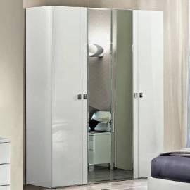 Шкаф 4 дверный Onda Camelgroup с зеркалами
