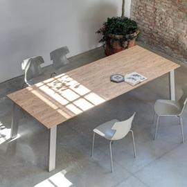 Обеденный стол Ingenia Casa Winny 120/170х80, раскладной [M312/L055]