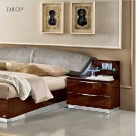 Кровать Onda Walnut Camelgroup 180x200 см