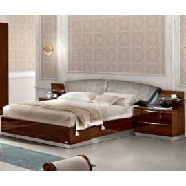 Кровать Onda Walnut Camelgroup 160 с контейнером