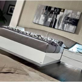 Кровать Onda White Camelgroup 180 с контейнером