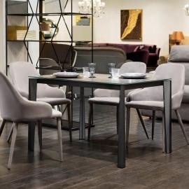 Обеденный стол Ingenia Casa Prisma 120/180х80, раскладной [M030/C189S/L087]