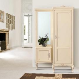 Прихожая Giorgio Casa Memorie Veneziane, со шкафом, зеркалом и тумбой, арт. 1034