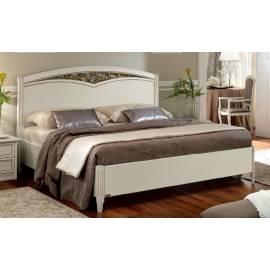 Кровать Nostalgia Ricordi Camelgroup 140х200 с ковкой, без изножья