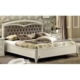Кровать Nostalgia Ricordi Camelgroup 160 мягкое изголовье, без изножья