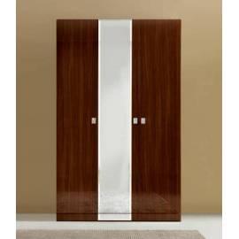 Шкаф 3 дверный Onda Walnut Camelgroup с зеркалом
