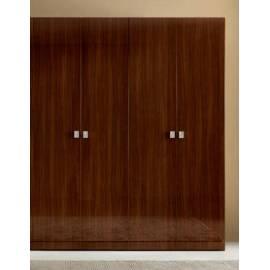 Шкаф 4 дверный Onda Walnut Camelgroup без зеркал
