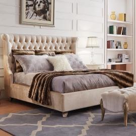 Кроватьмягкая 200x200 Fratelli Barri Roma FB.BD.RM.669