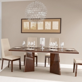 Стол обеденный Status Italy Eva, 250х115х75, фиксированный, EADNOTA02