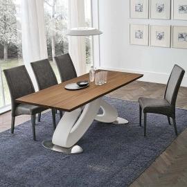 Стол обеденный Target Point Eclipse Fisso Rettangolare 200х75 см прямоугольный, фиксированный, TP403