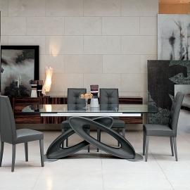 Стол обеденный Target Point Eclipse Allungabile Botticella 200х75 см, фиксированный, TA400
