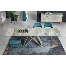 Стол обеденный Target Point Delta 180(270)х90 см, раскладной, TA519
