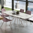 Стол обеденный Target Point Vortice 130(200)х90 см, раскладной, TA1B6 - Фото 2