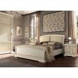 Кровать Palazzo Ducale Laccato Prama 160х200 с мягким изголовьем и изножьем 71BO14LT - Фото 5