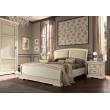 Кровать Palazzo Ducale Laccato Prama 140х200 с мягким изголовьем и изножьем 71BO13LT - Фото 5