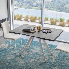 Стол обеденный Target Point Prometeo 160(240)х90 см, раскладной, TA1C8