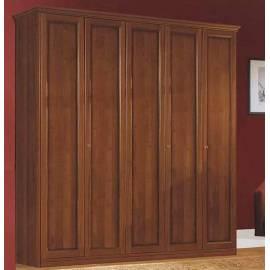 Шкаф 5-дверный высокий Nostalgia Camelgroup