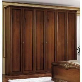 Шкаф 6-дверный высокий Nostalgia Camelgroup