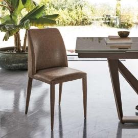 Кресло Target Point Vienna с экокожей винтаж 45x87 см, SE608