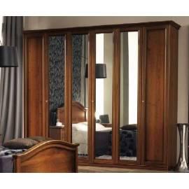 Шкаф 3-дверный угловой высокий Nostalgia Camelgroup