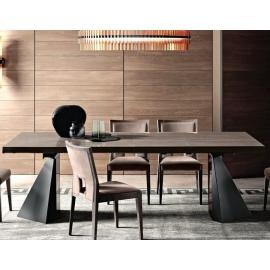 Стол обеденный TENT 160/260х105 Camelgroup Elite раскладной, цвет отделки