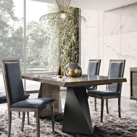 Стол обеденный TENT 160/260х105 Camelgroup Elite раскладной