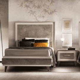 Кровать 120х190 Arredo Classic Adora Ambra, арт. 40