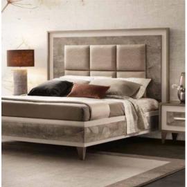 Кровать King Size 160х200 Arredo Classic Adora Ambra