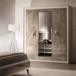 Шкаф 4-дверный Arredo Classic Adora Ambra - Фото 1