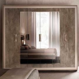 Шкаф 6-дверный Arredo Classic Adora Ambra