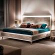 Кровать 200х200 Arredo Classic Adora Ambra, King Size, арт. 40 - Фото 1